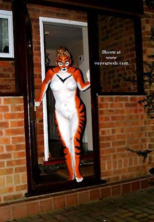 Pic #10 - Tigress Goes Clubbing