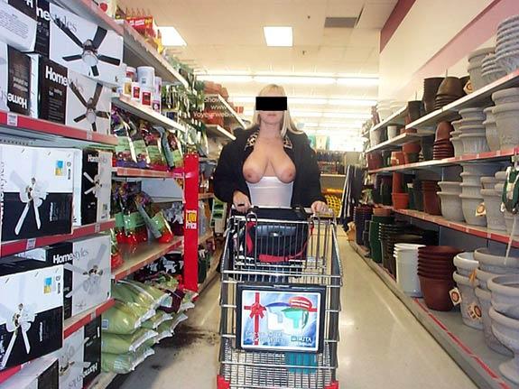 Pic #4 - Kalynn-Out Shopping