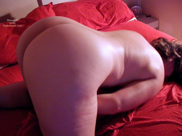 Pic #8 - Oh Wife Rolling In The Red Sheets 2