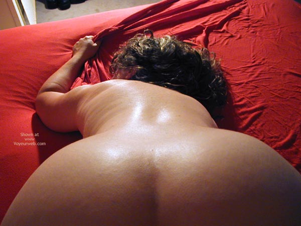 Pic #10 - Oh Wife Rolling In The Red Sheets 2