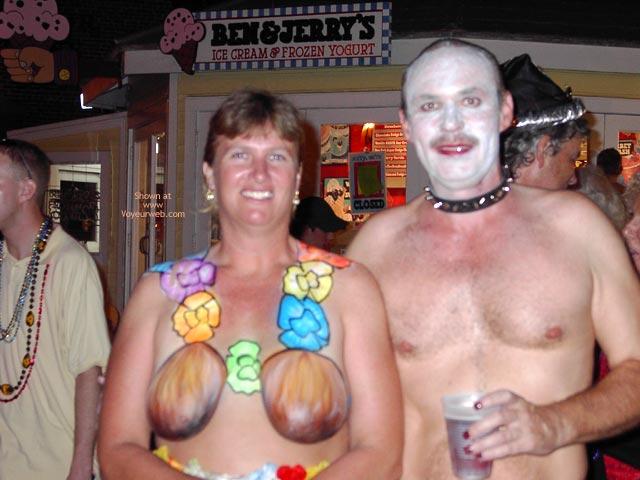 Pic #5 - Key West Fantasy Fest 2002 #11