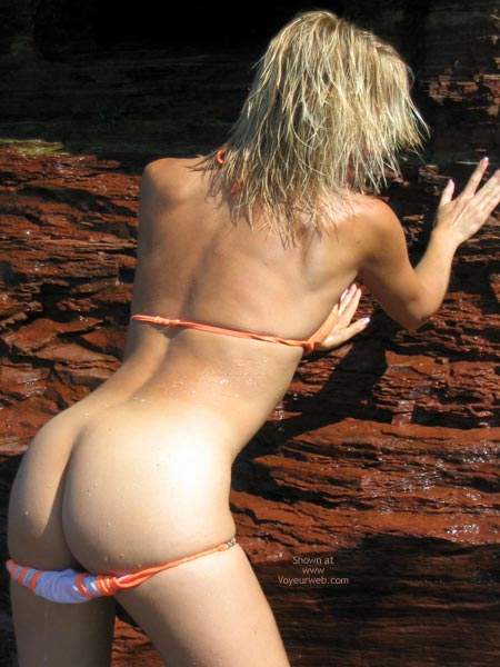 Pic #5 - Nikkie On The Rocks