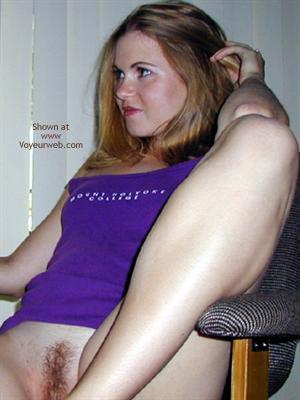 Pic #5 - Cynthia Goes Online