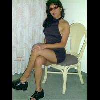 Asianwife Chen Black Dress