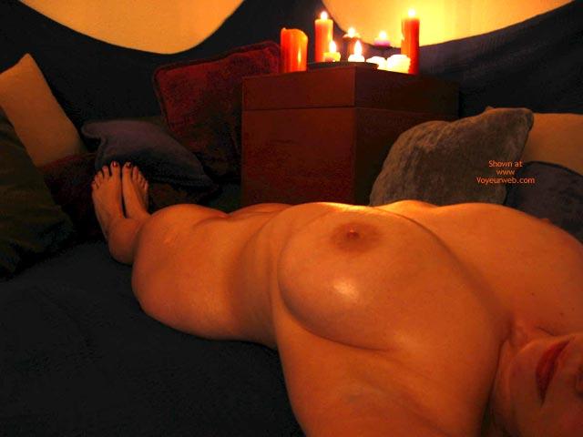 Pic #9 - Pleasurekitten - Candles And Oil
