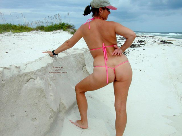 Pic #2 - Wife At The Beach Ii