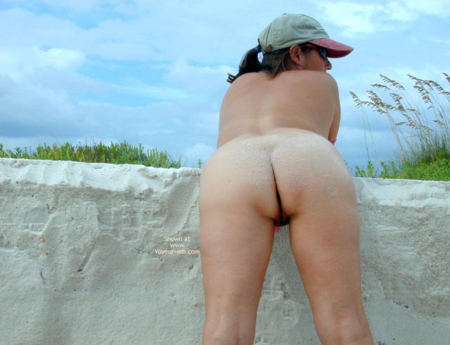 Pic #5 - Wife At The Beach Ii