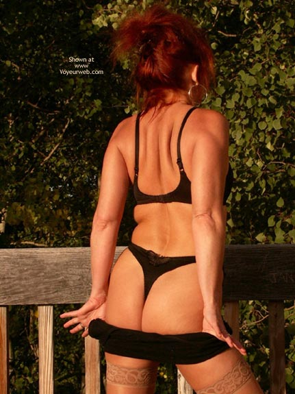 Pic #2 - Red Tonya - Sexy At Sunset