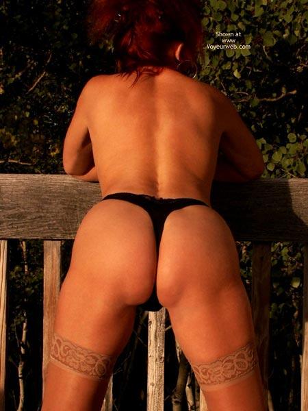Pic #9 - Red Tonya - Sexy At Sunset