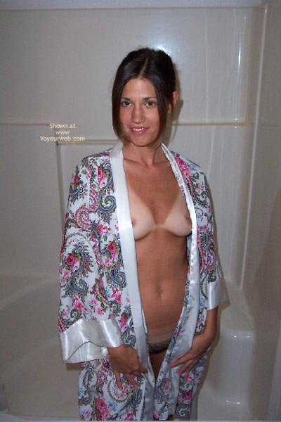 Pic #5 - Crazy Tanlines In The Shower- Shannon Part 1