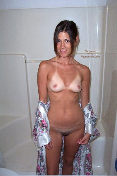 Pic #6 - Crazy Tanlines In The Shower- Shannon Part 1