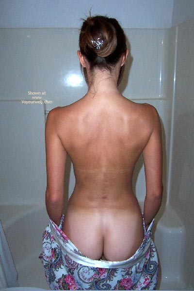 Pic #7 - Crazy Tanlines In The Shower- Shannon Part 1