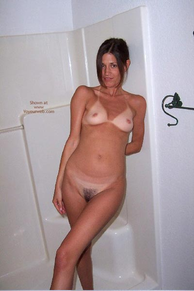 Pic #9 - Crazy Tanlines In The Shower- Shannon Part 1