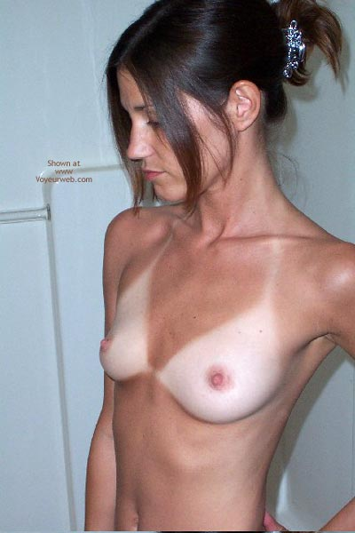 Pic #10 - Crazy Tanlines In The Shower- Shannon Part 1