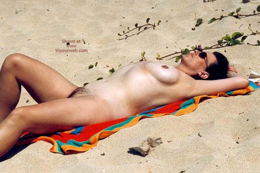 Pic #3 - Just Lying In The Sun!!