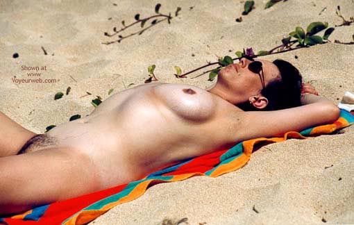 Pic #4 - Just Lying In The Sun!!