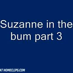 Suzanne In The Bum 3
