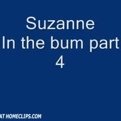 Suzanne In The Bum 4