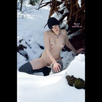 Naked Girl In Snow - Small Tits, Trimmed Pussy, Naked Girl, Nude Amateur , Small Nipples, Firm Breasts, Naked Girl On Snow, Nude Girl Kneeling In Snow, She Squats In The Snow, Posing Nude Girl In The Snow, Snow Lepard