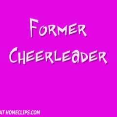 Former Cheerleader