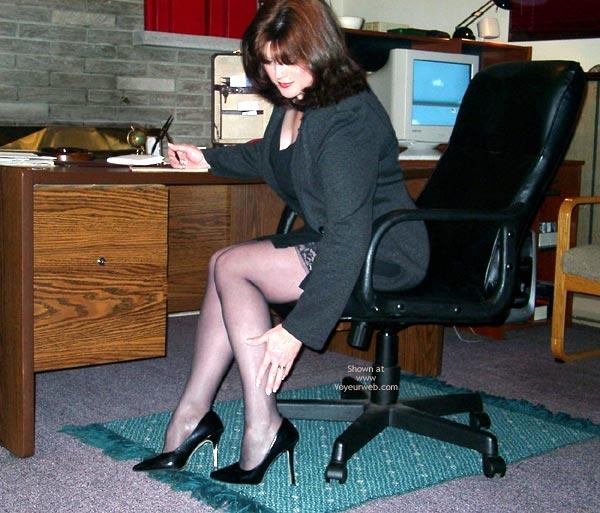 Pic #1 - *Sy - Hiheels: Anatomy Of A Secretary