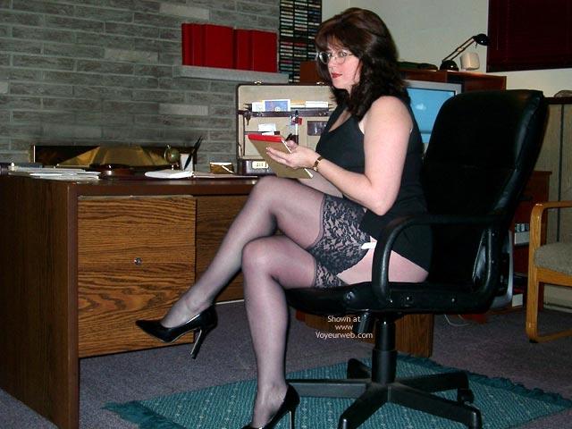 Pic #3 - *Sy - Hiheels: Anatomy Of A Secretary