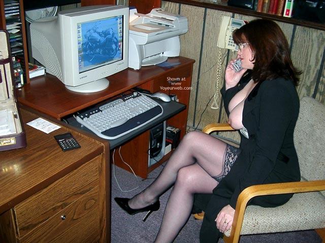 Pic #5 - *Sy - Hiheels: Anatomy Of A Secretary
