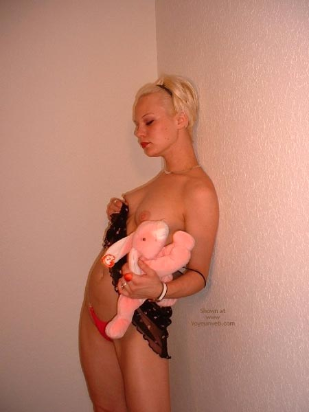 Pic #6 - Gigi With Toy Part 1