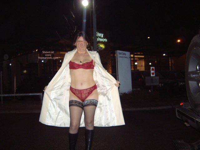 Pic #5 - Debs Flashing In Sheffield Uk