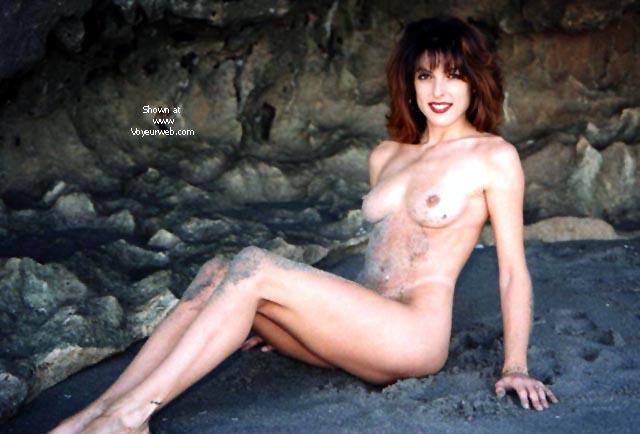 Pic #6 - KRISTINA AT THE BEACH II