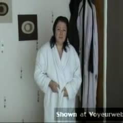 Mandy Naked Kettlebells