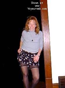 Pic #2 - EZ's Black Stockings #1