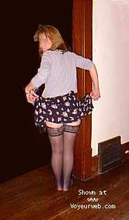 Pic #3 - EZ's Black Stockings #1