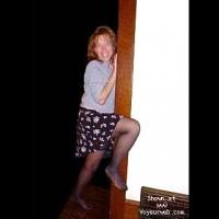 EZ's Black Stockings #1