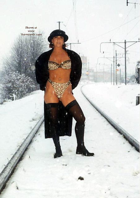 Pic #4 - Snow in Switzerland