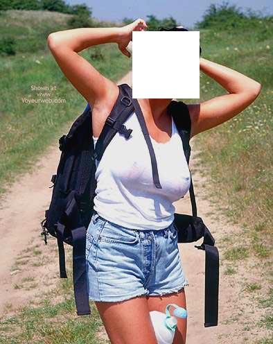 Pic #1 - Ingrid Goes Camping