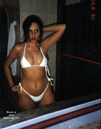 Pic #6 - My wife from Brazil