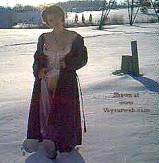 Pic #2 - My Wife Kym In the Snow Part 2