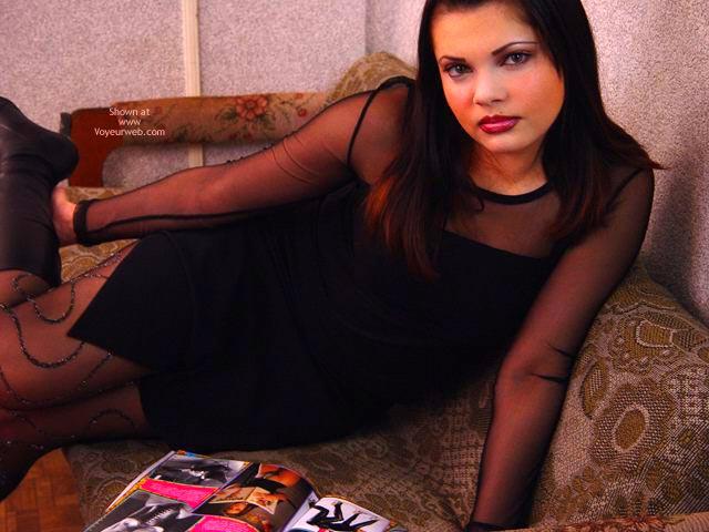 Pic #1 - Monike Undressing