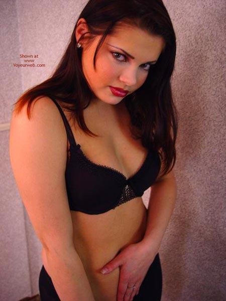 Pic #3 - Monike Undressing