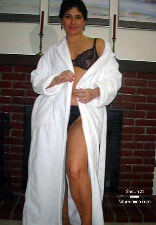 Pic #2 - For Asher - Molly's white robe