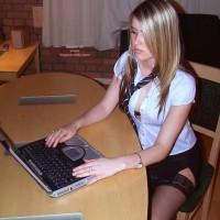 The Worlds Sexiest Schoolgirl
