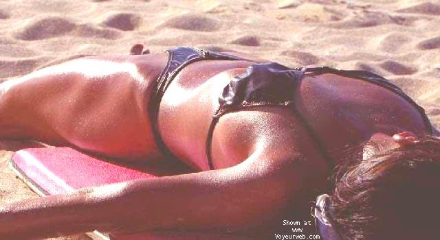 Pic #6 - Mayumi on the Beach NO.2