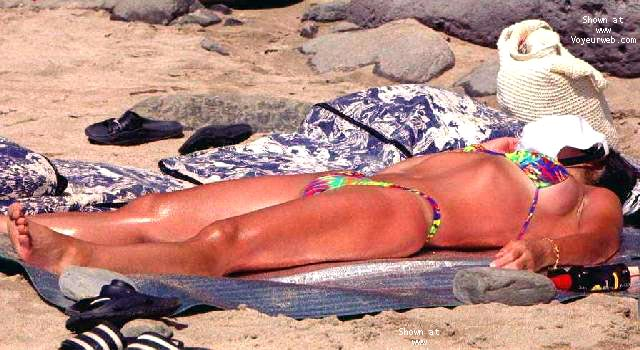 Pic #9 - Mayumi on the Beach NO.2