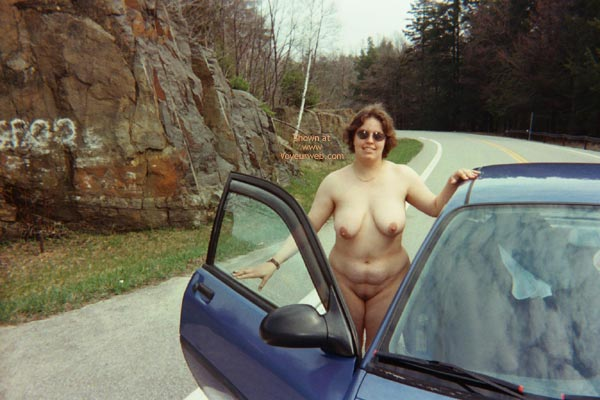 Pic #2 - Janine On A Road Trip