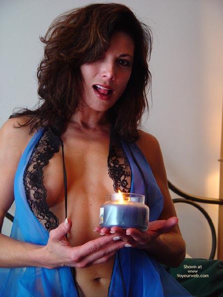 Pic #2 - Lana In Blue (5)