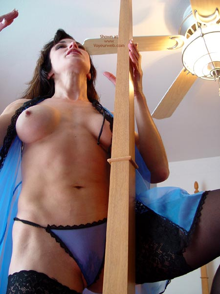 Pic #3 - Lana In Blue (5)