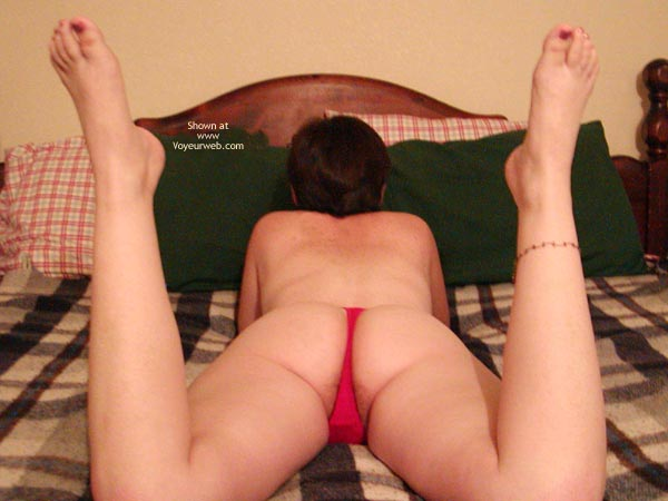 Pic #6 - Lacy In Panties And Nude!