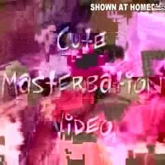 Cute Masterbation Video