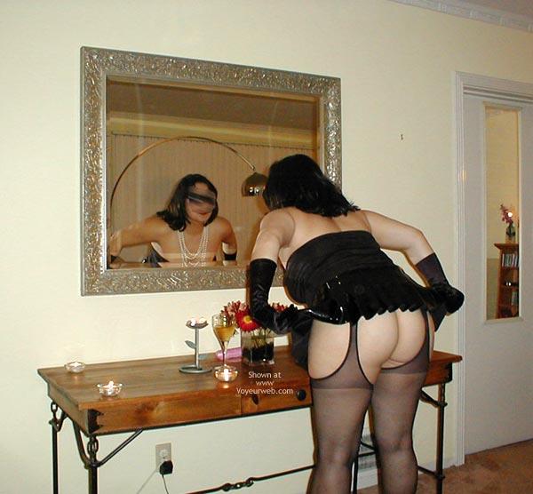 Pic #2 - Nadja Black Skirt